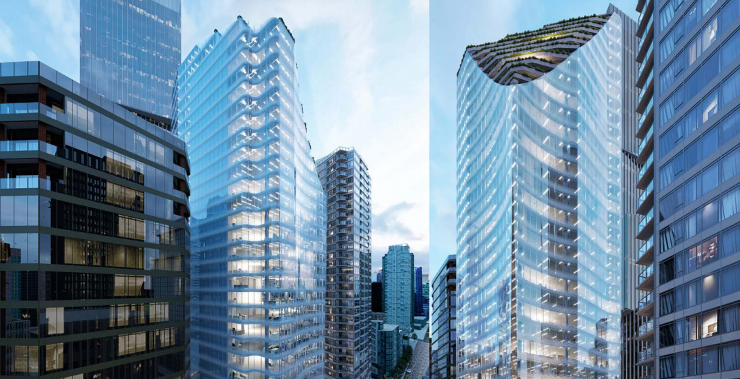 New 32-storey office tower approved for downtown Vancouver