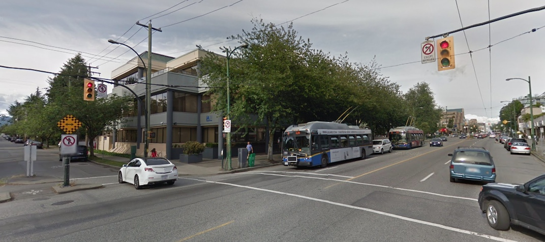 2145-2165 West Broadway Vancouver
