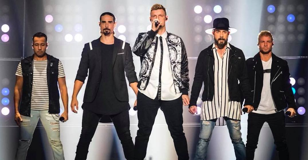 Backstreet Boys' Toronto concert sold out in under an hour