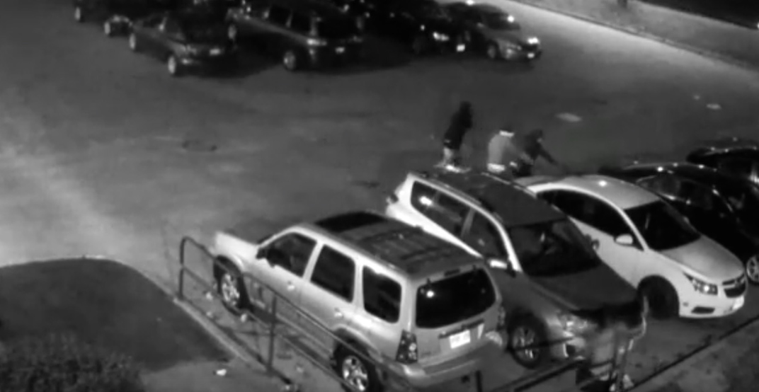 Police looking for suspects from disturbing Toronto shootings (VIDEOS)