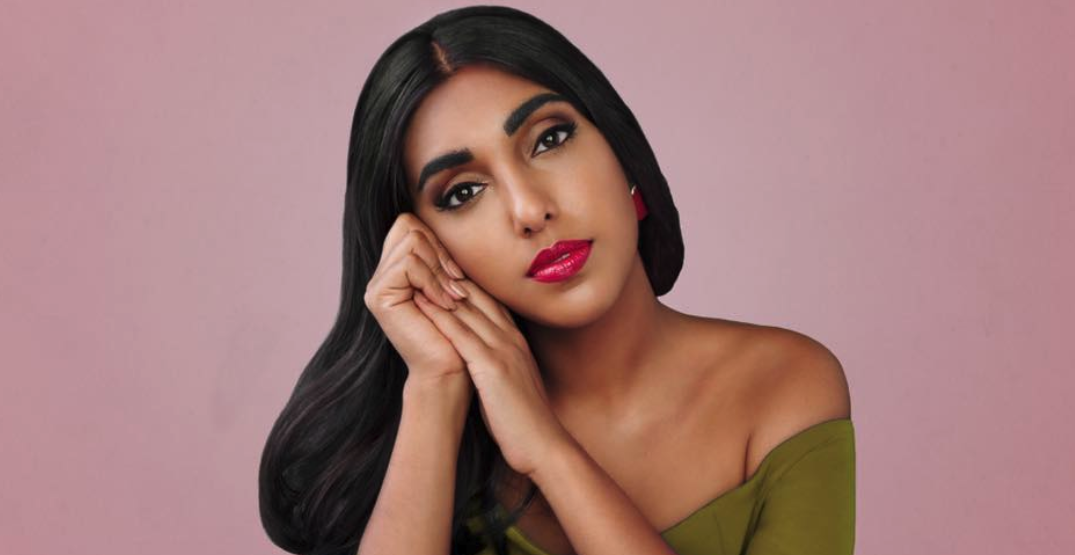 Poet Rupi Kaur will perform in Vancouver on December 12