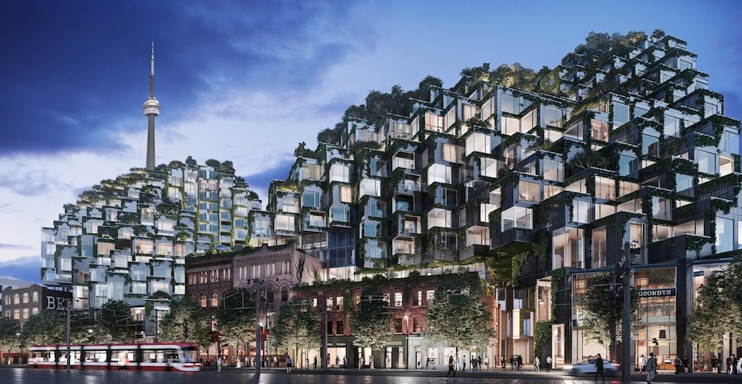 King Toronto will be Canada's most stunning condo project (RENDERINGS)