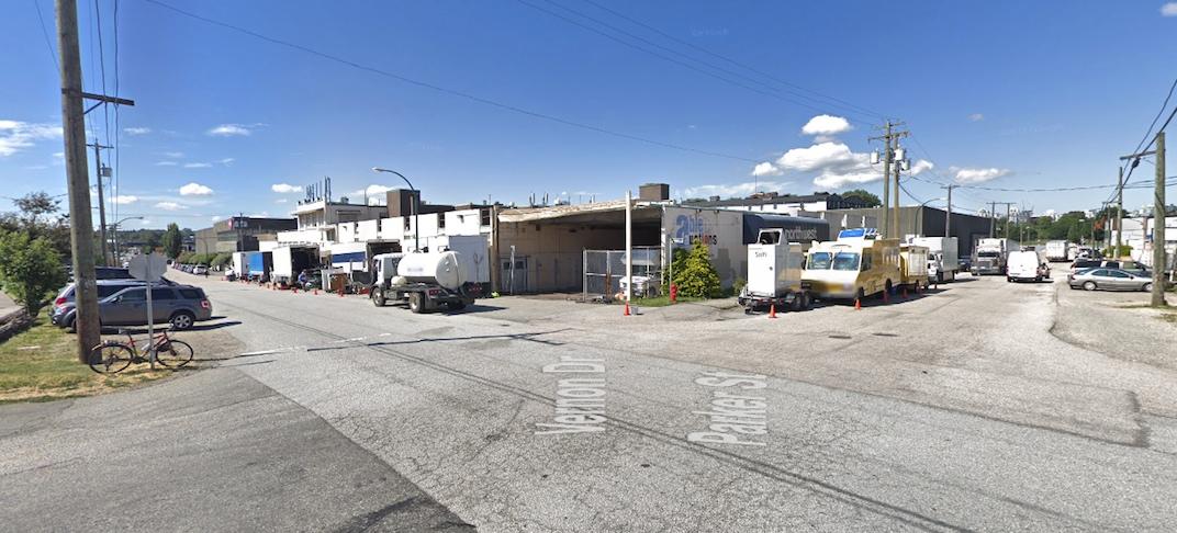 1055 Vernon Drive Vancouver