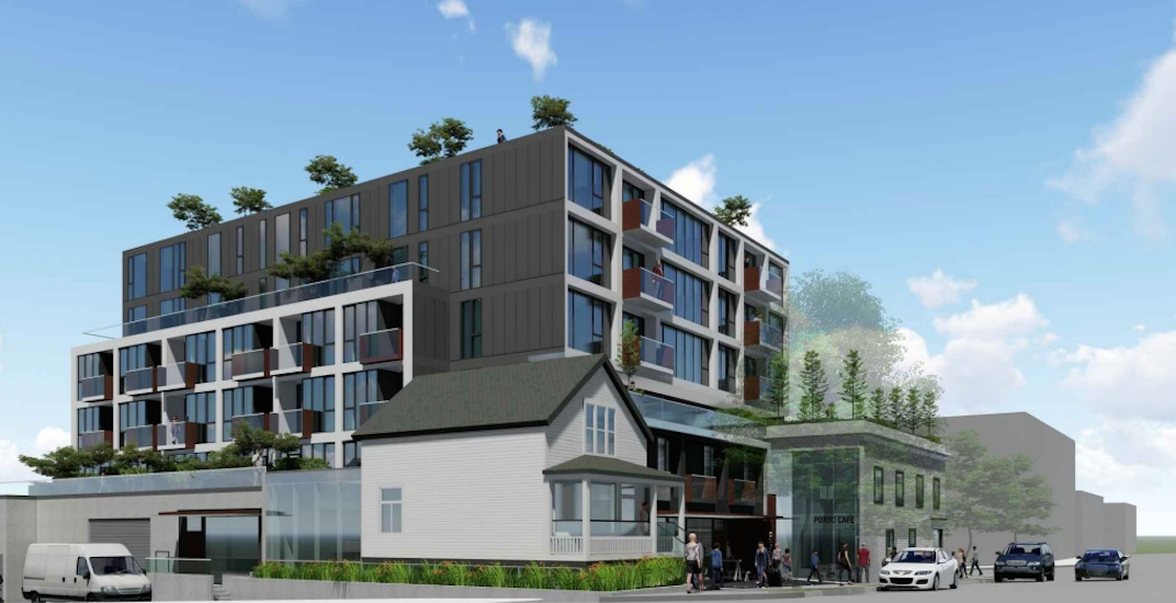 1903-built home to be incorporated into East Broadway condo redevelopment