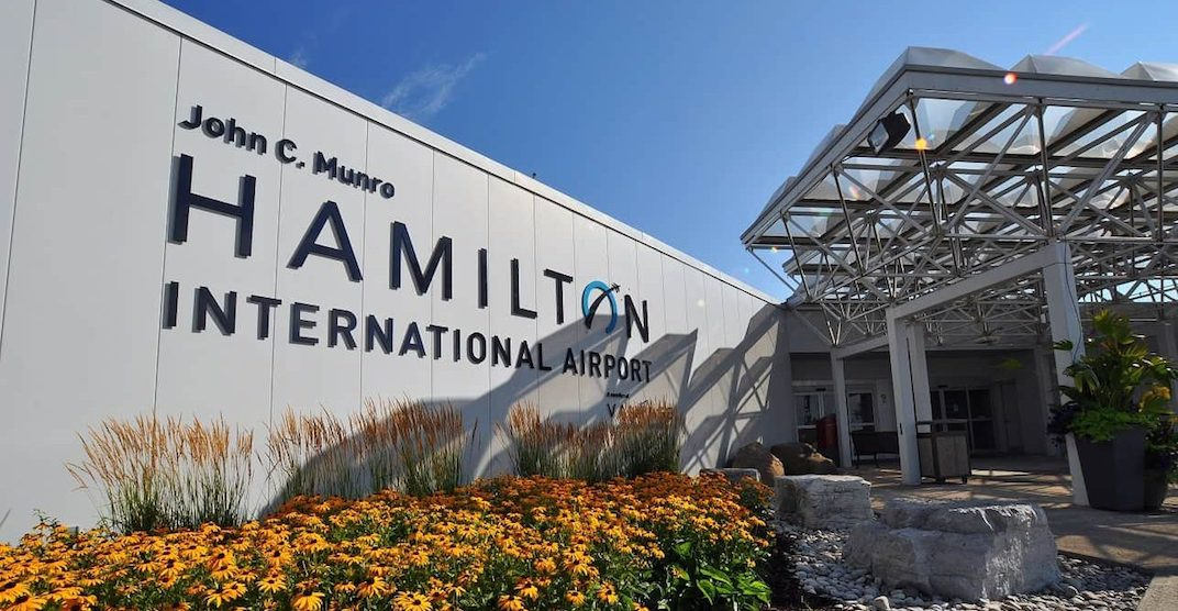 Man arrested after making threats against Hamilton airport and hospital online