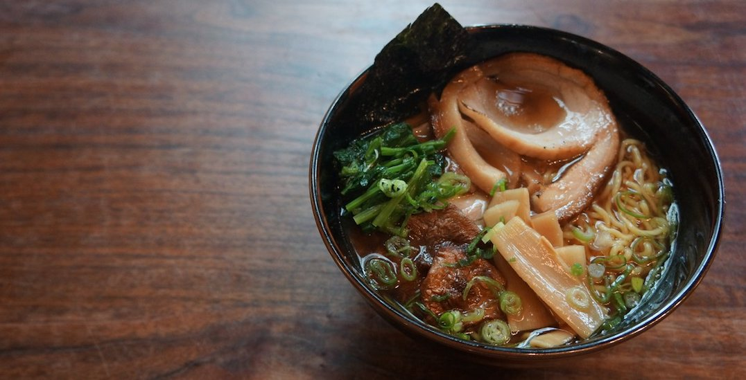 The Toronto Christmas Market will have an all-new Ramen Bar this year