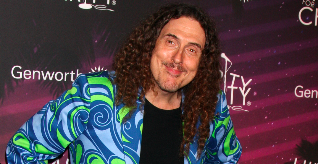 'Weird Al' Yankovic is coming to Calgary next summer