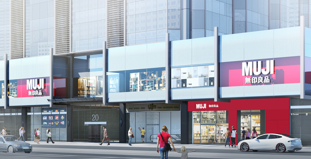 MUJI opening its largest store outside of Asia in Toronto this month