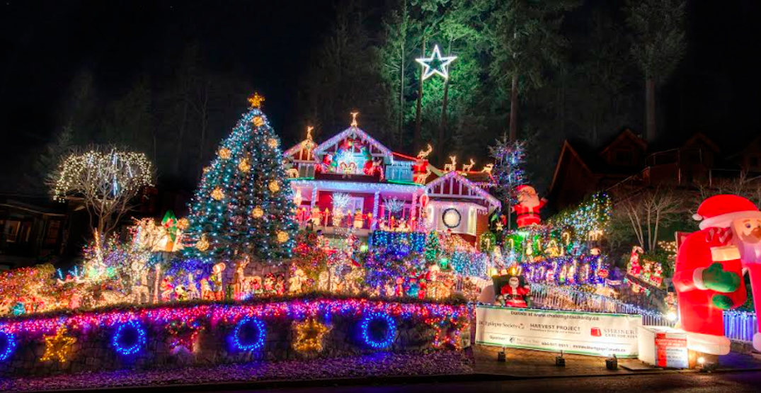 Christmas lights could be forced to turn off at night in North Vancouver District