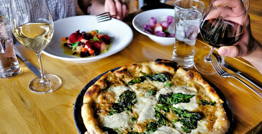Fiore restaurant south granville vancouverkathy mak