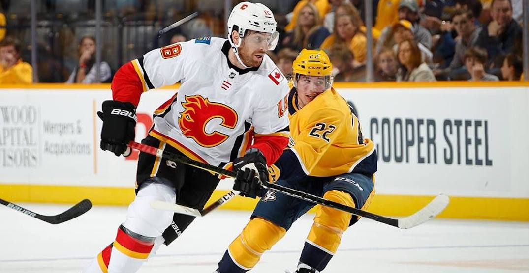 3 reasons why James Neal hasn't lived up to the hype with the Flames yet