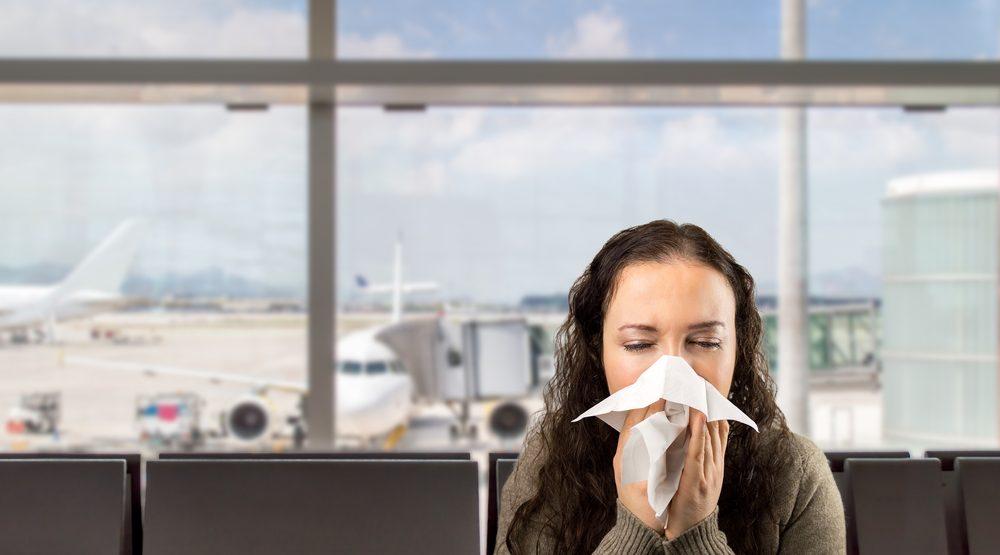 9 tips to avoiding that pesky travel flu