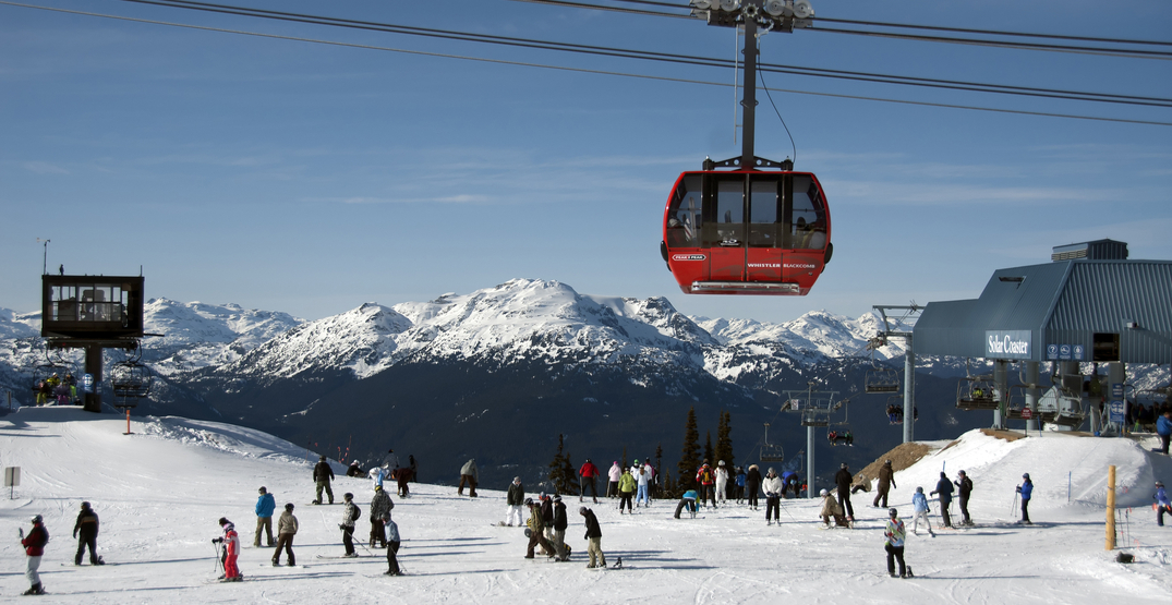 Whistler Blackcomb unveils plans for winter operations