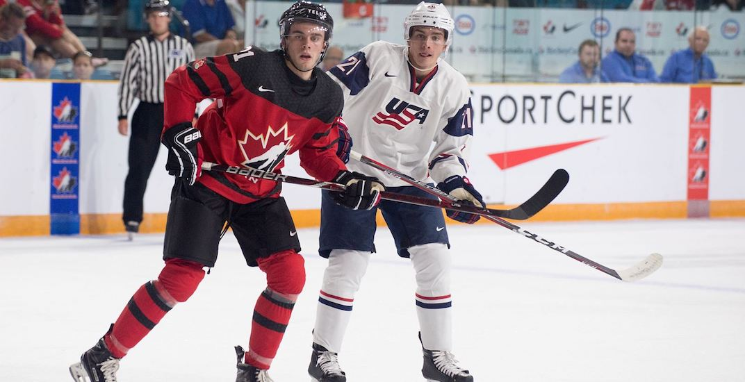 9 cities in BC will host World Juniors pre-tournament games