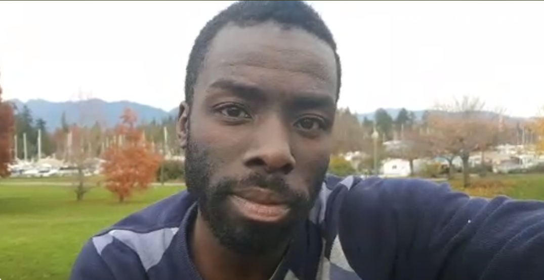 Activist Desmond Cole says he was carded by Vancouver police because of his race