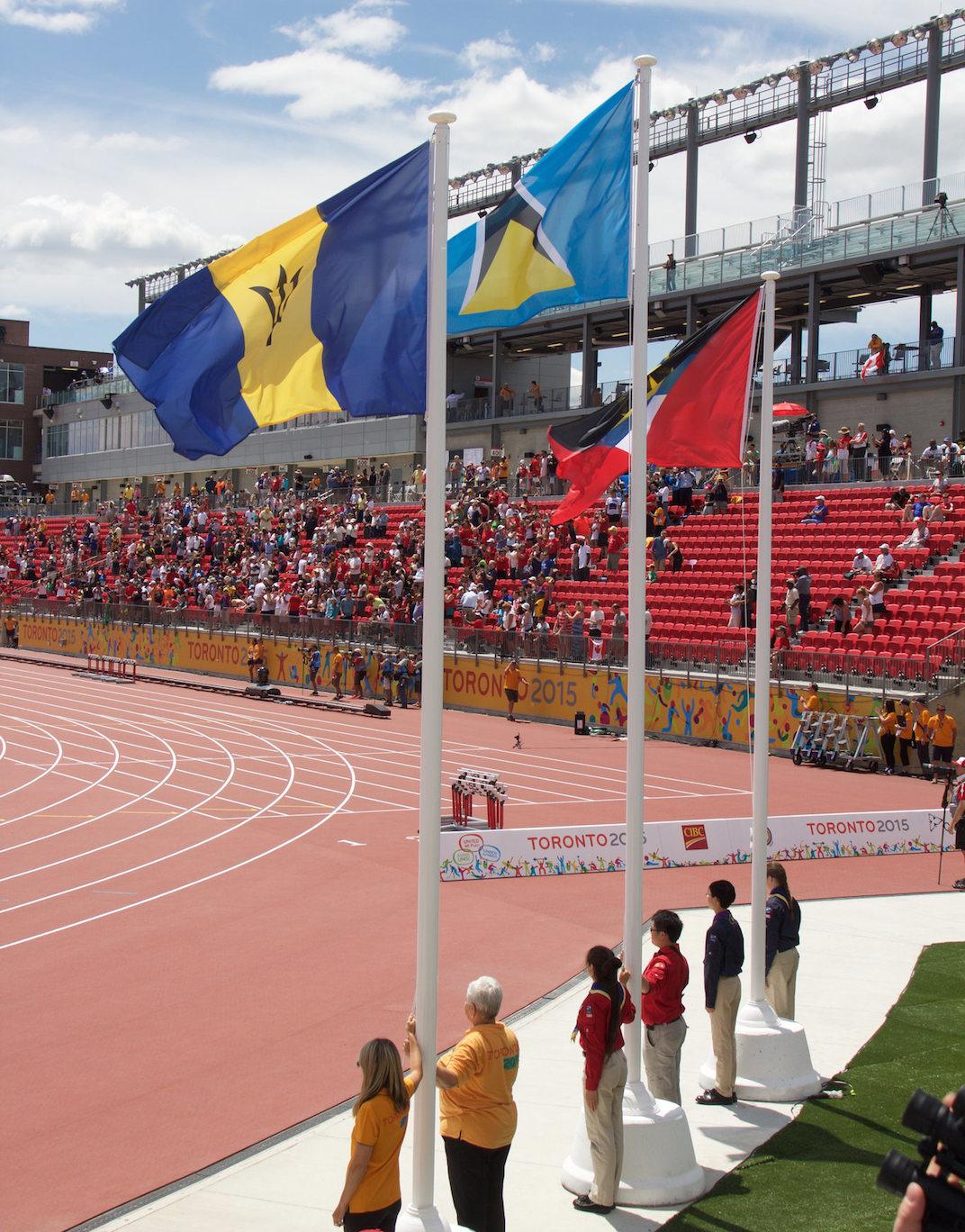 York Lions Stadium Toronto