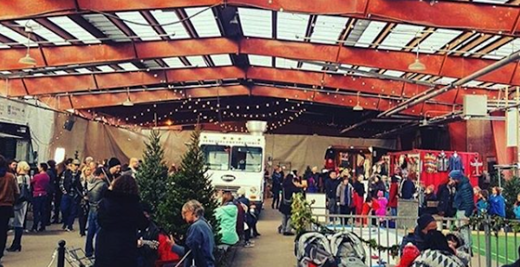 Evergreen's Winter Village returns to Toronto with more festive foods