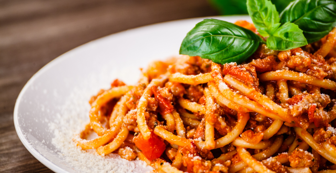 There's an exclusive 7-course Italian gala dinner happening in Vancouver