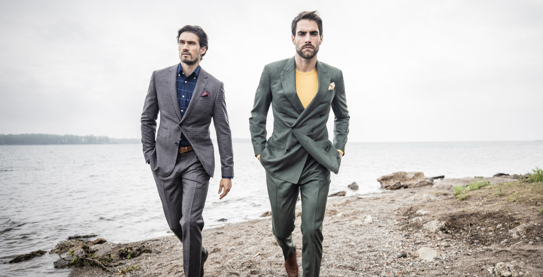 4 of the hottest suits you can find at Indochino's Black Friday sale