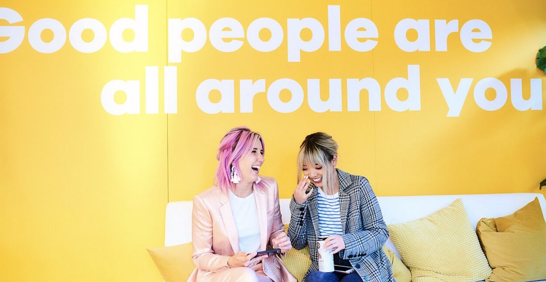 Bumble is hosting a dating and networking pop-up in Vancouver this November