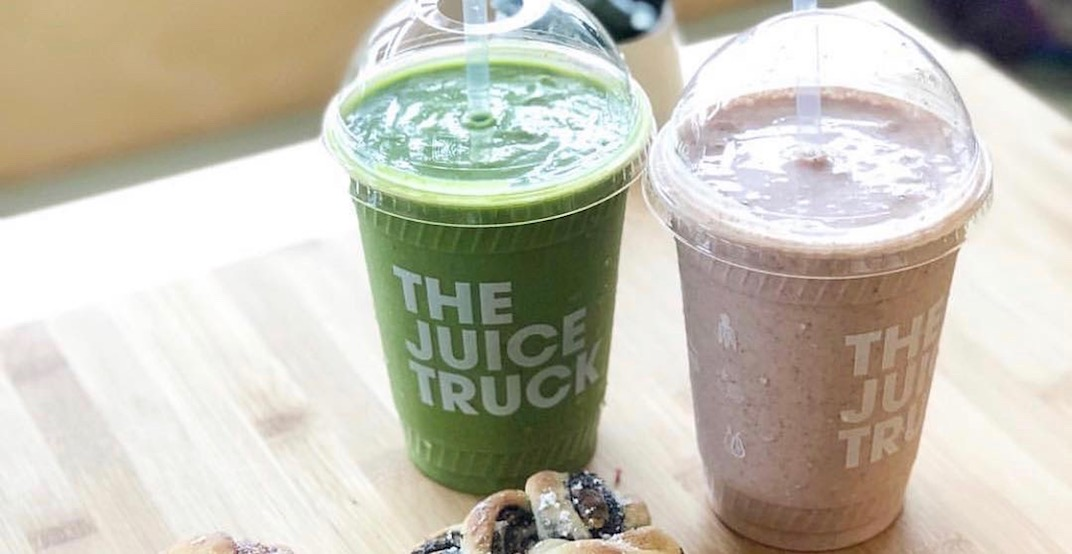 New Vancouver juicery giving out FREE smoothies November 17