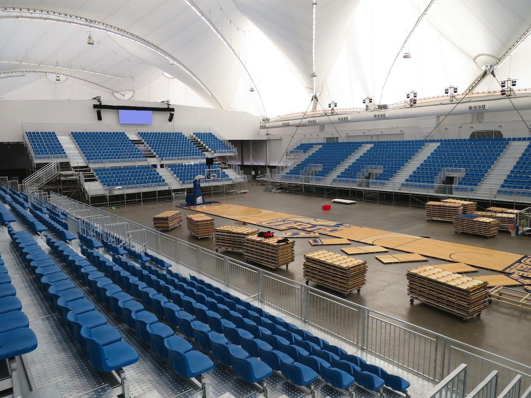 NCAA Vancouver Showcase Vancouver Convention Centre Canada Place