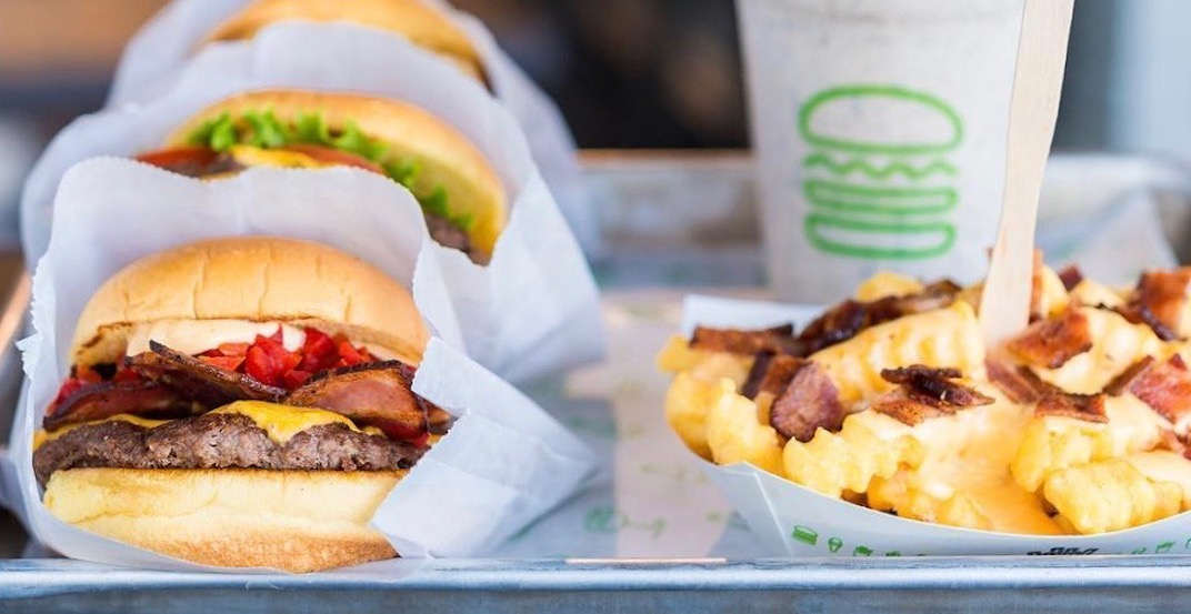 Vancouverites are already driving down to Seattle's first-ever Shake Shack