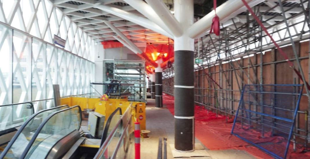 First look at Commercial-Broadway Station's new additional platform (PHOTOS)