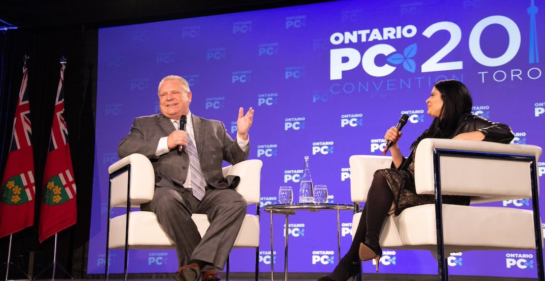 Ontario PCs adopt resolution to debate recognition of gender identity