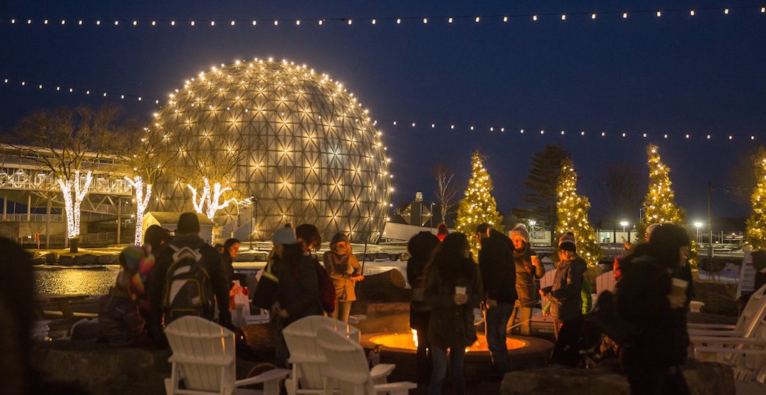 Winter at Ontario Place returns to Toronto this weekend