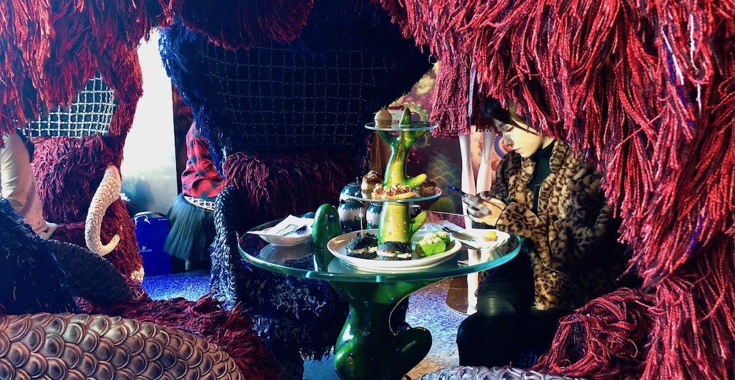 Vancouver's newest high tea is a surreal and drool-worthy trip (PHOTOS)