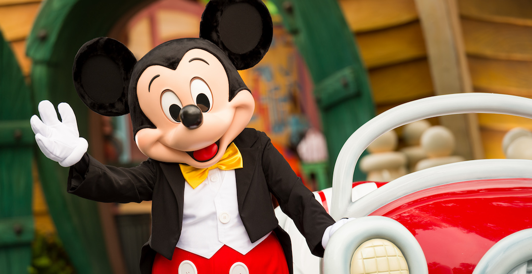 You can fly from Vancouver to Disney World for $329 return this September