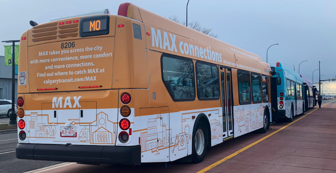 Calgary asking residents to board buses at the back starting Friday