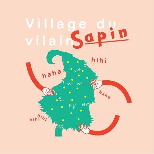 Ugly Christmas Tree.Montreal S Ugly Christmas Tree Village Returns On November