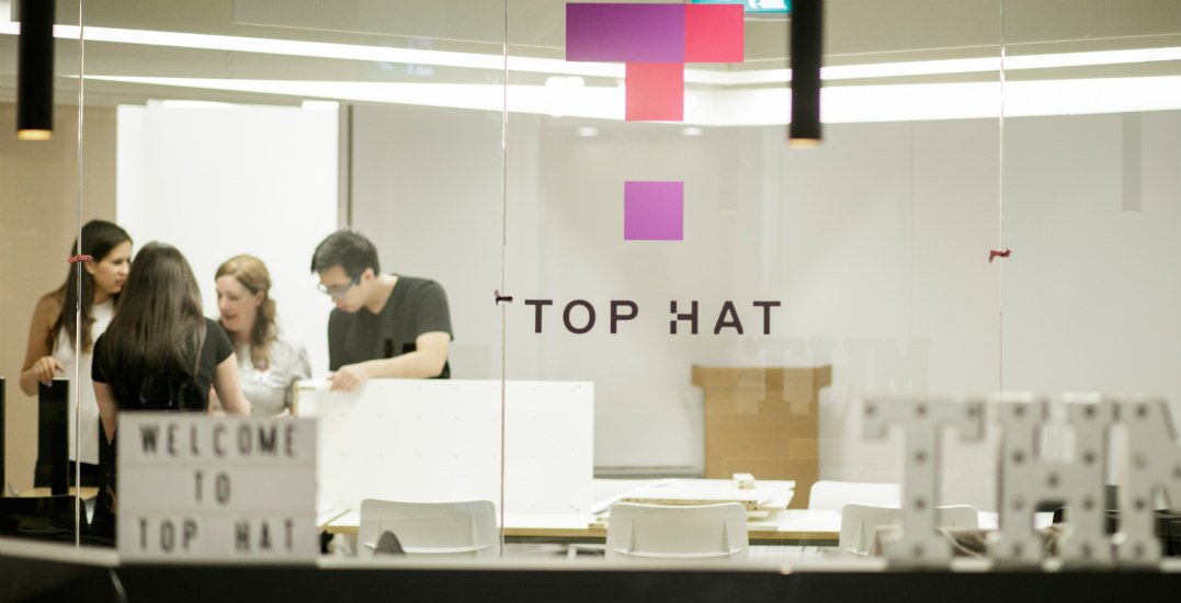 Fast-growing startup Top Hat is hiring sales roles, and you can apply right now