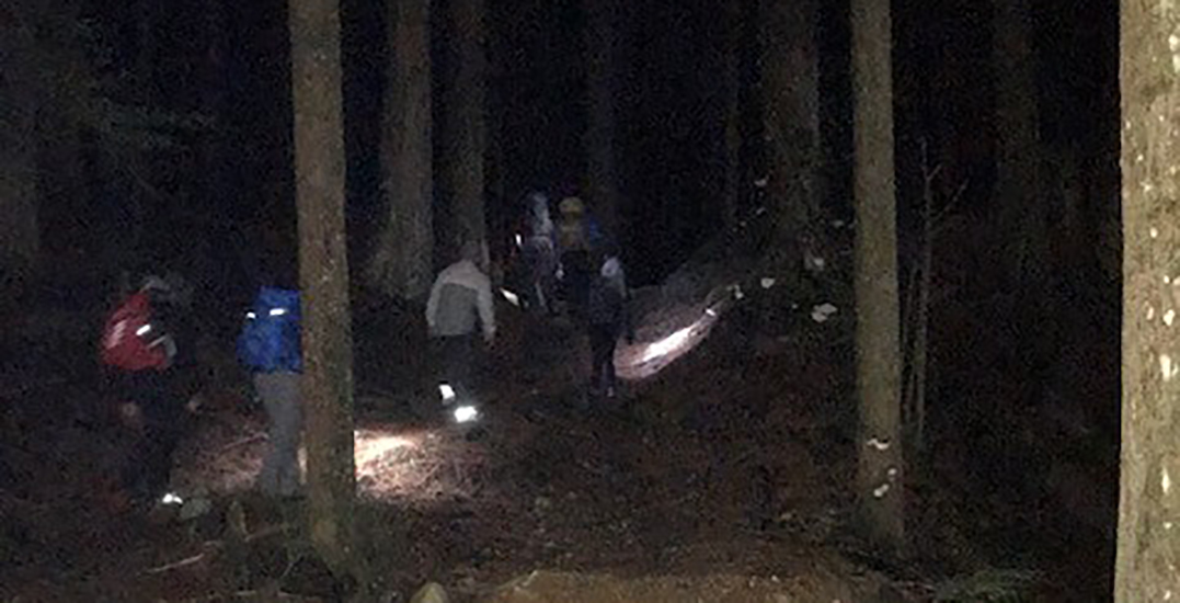 Crews rescue ill-prepared hikers from Mt. Seymour, warn of worsening conditions