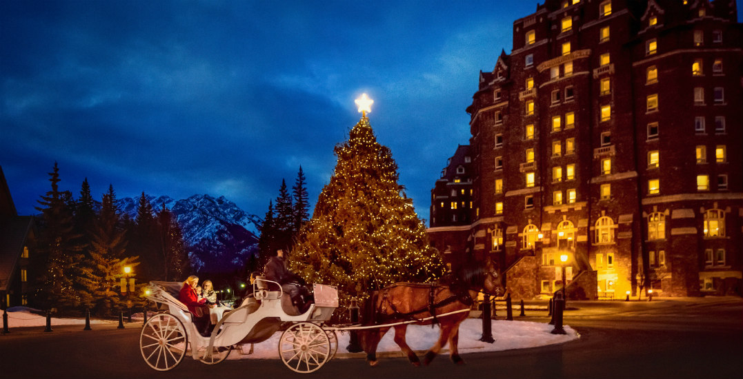 This Canadian town turns into a magical Christmas village this month