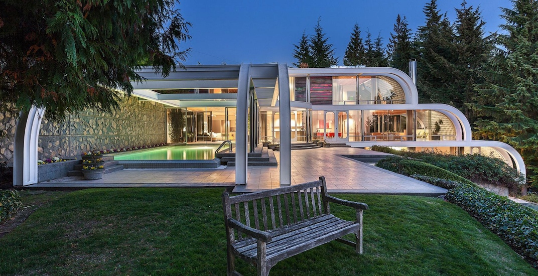 A Look Inside: West Vancouver mansion designed by Arthur Erickson listed for $16.8 million (PHOTOS)