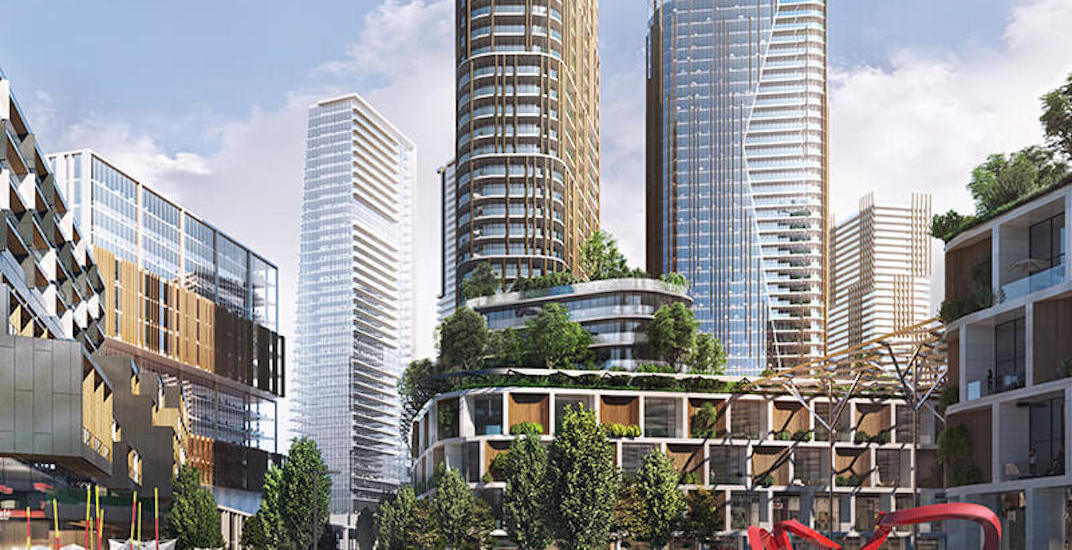 21 huge developments near SkyTrain shaping Metro Vancouver's future (RENDERINGS)