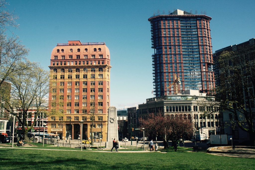 Vancouver's Downtown Eastside (HxBIA).
