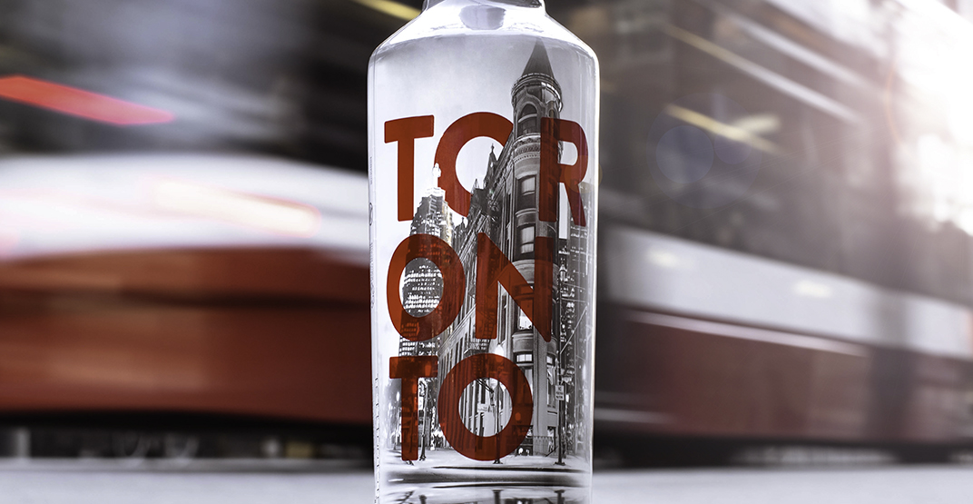 Smirnoff is releasing Toronto-themed bottles to celebrate The Six