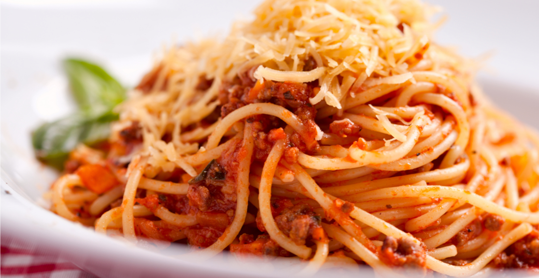 You can get FREE pasta at this Italian eatery on November 27