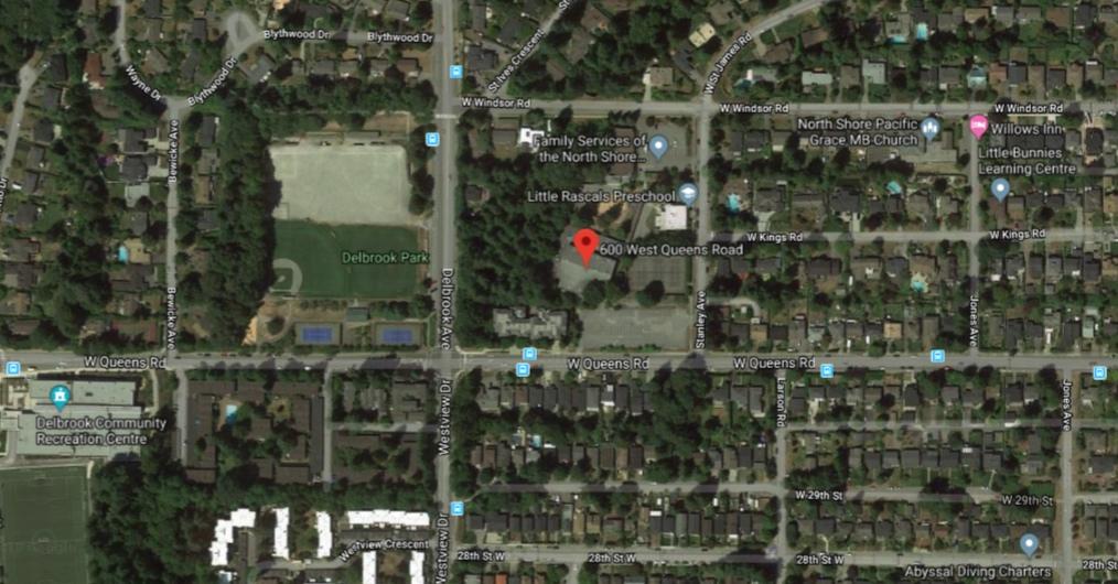 600 West Queens Road North Vancouver