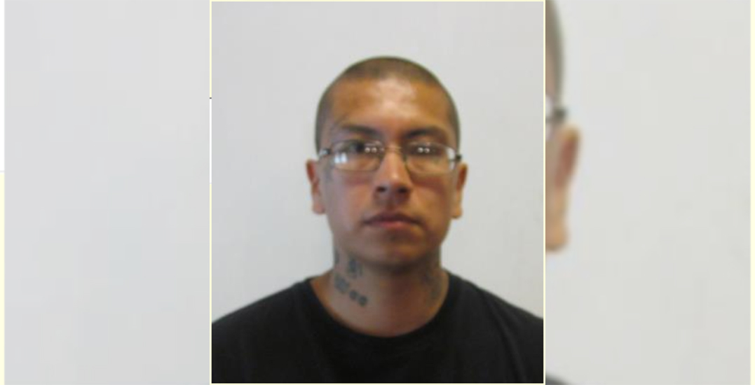VPD looking for convicted murderer who didn't return to halfway house