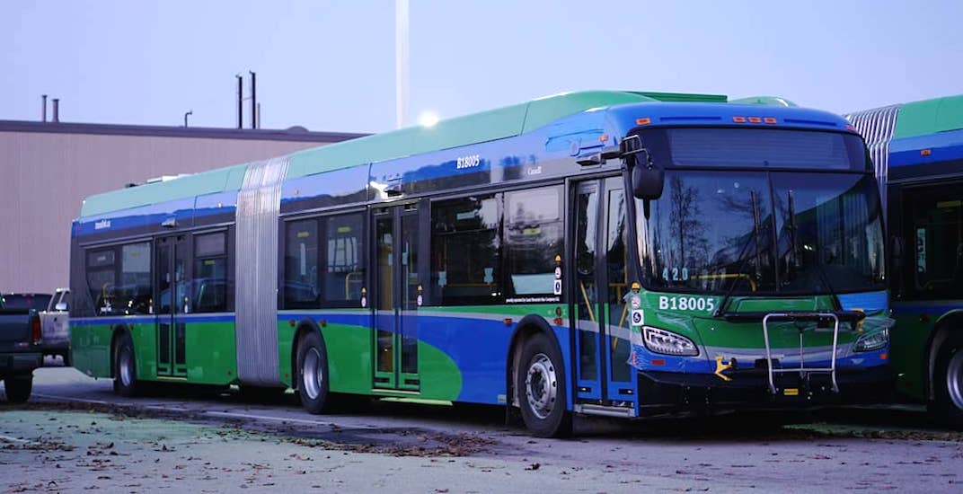 TransLink announces launch of new RapidBus service