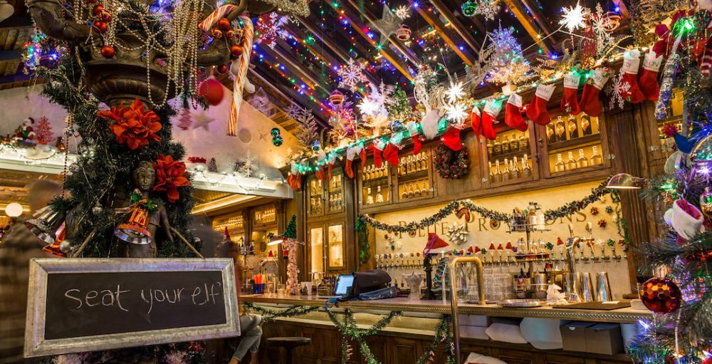 A Christmas-themed bar is coming to Toronto this fall (PHOTOS)