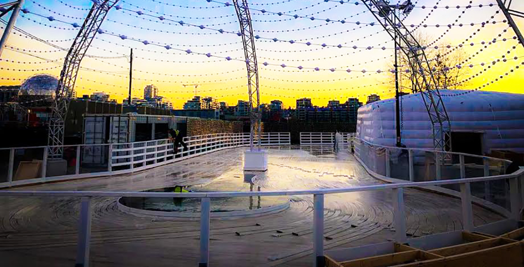 Toronto is getting a new outdoor skating rink this winter