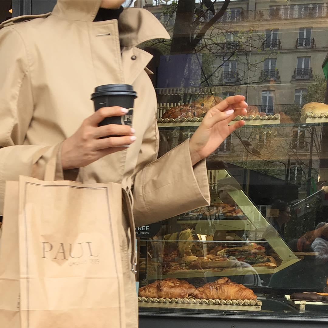 coffee shop Paris