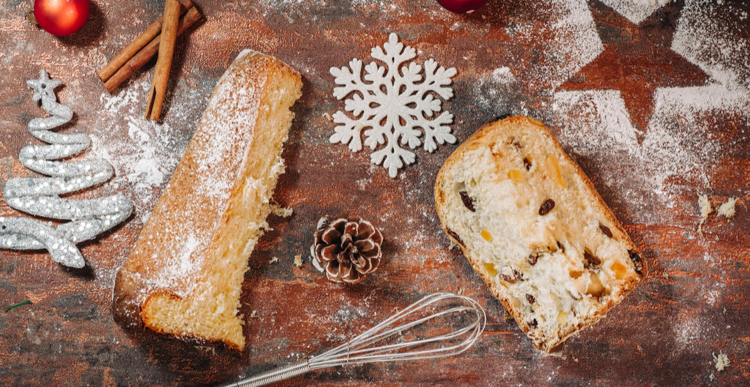 Feast while you shop at Vancouver's delectable Italian Christmas Market on November 24