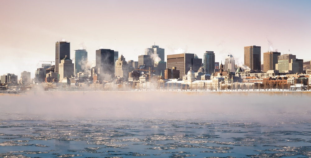 It's expected to feel like -26ºC in Montreal tonight